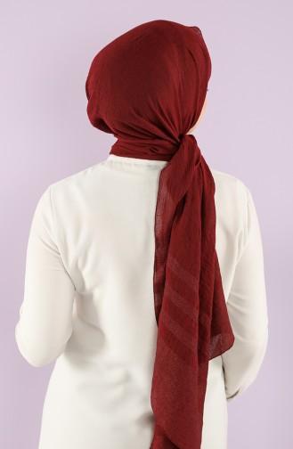 Claret Red Shawl 15249-03