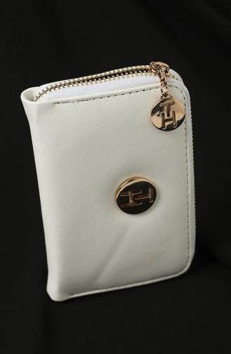 White Wallet 0THCW2020502
