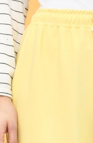 بنطال أصفر 5172PNT-02
