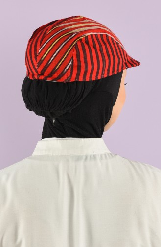 Red Hat and Bandana 1064-01