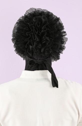 Black Onderkap 0203-01