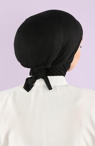 Sefamerve Bonnet Antidérapant Lycra 0304-01 Noir 0304-01
