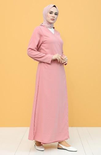 Powder Praying Dress 1003-03