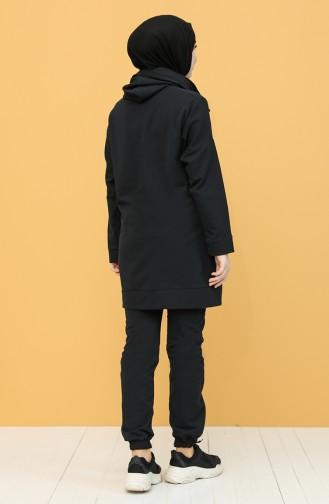 Survêtement Noir 20084-03