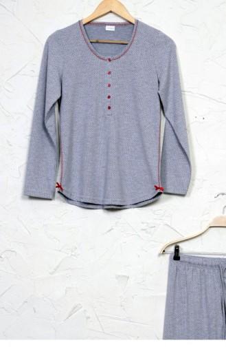 Vienetta Pamuk Pijama Takım 42231375 42231375.