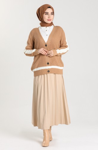 Gilets Camel 5047-02
