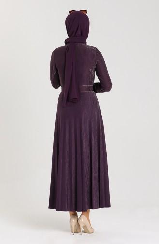فستان أرجواني 5230-03