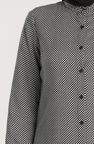 Tunique Noir 2528-02