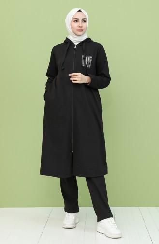 Survêtement Noir 4000-01