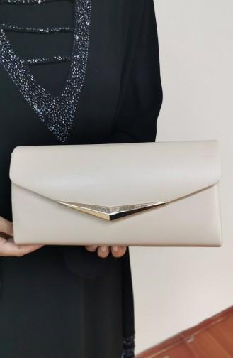 حقيبة يد لون البشرة 2419101-203