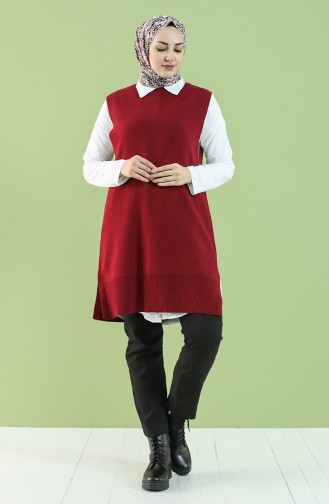 Pull-Over Bordeaux 4279-06