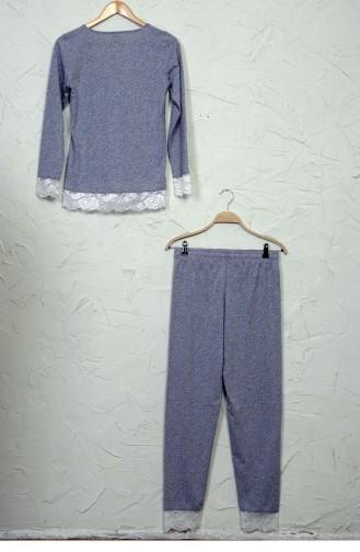 Gray Pajamas 42620944.