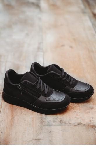 أحذية رياضية أسود 02