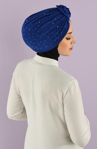 Bonnet Blue roi 9017-17