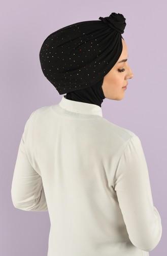 Bonnet Noir 9017-18