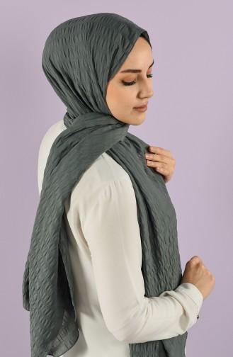 Nefti Yeşil Sjaal 55006-01