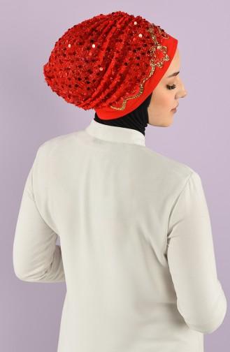 Bonnet Rouge 9018-02