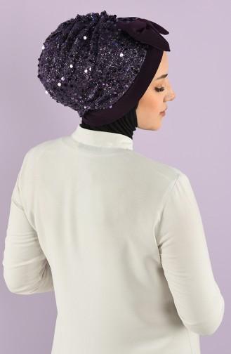 Lila Bonnet 9020-02