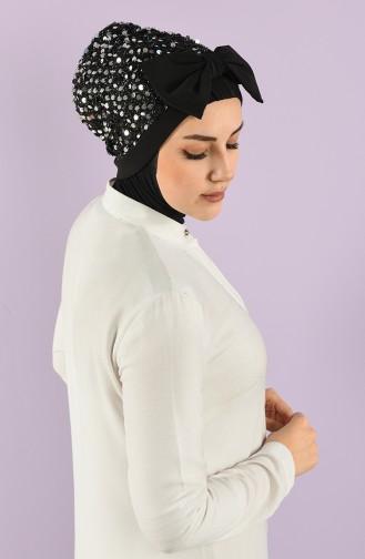 Schwarz Bonnet 9020-06