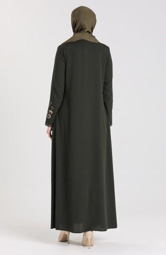 Khaki Abaya 2003-03