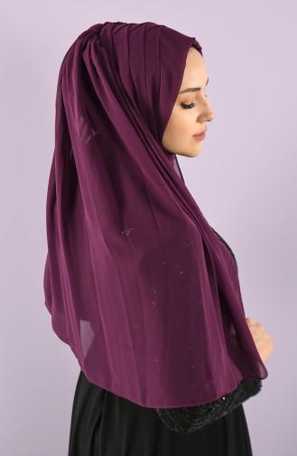 Purple Ready to Wear Turban 004-05