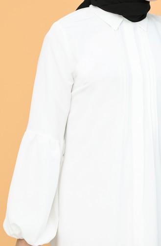 Weiß Tunikas 60085-01