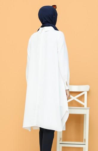تونيك أبيض 60086-01
