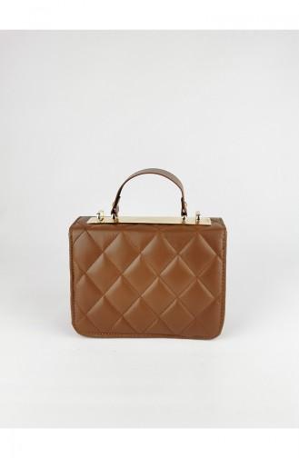 Tan Shoulder Bags 3581-19