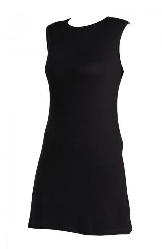 Black Combed Cotton 0735-05