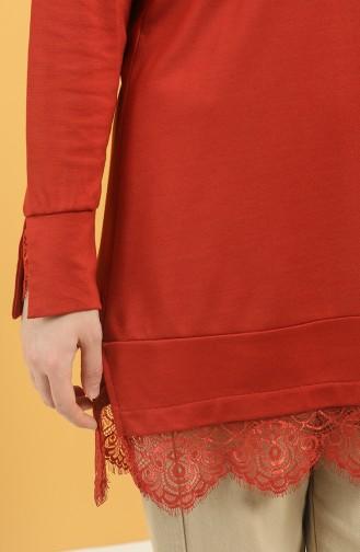 Brick Red Tunics 8309-02