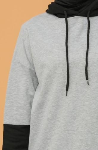Gray Sweatshirt 20040-06