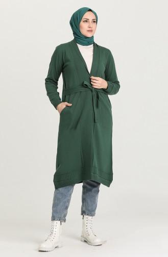 Emerald Vest 1586-11