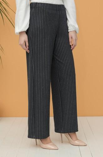 Pantalon Bleu Marine 4040B-01