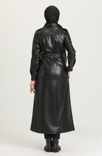 Black Abaya 9062-01