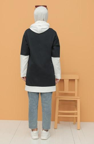 Navy Blue Sweatshirt 20040-02