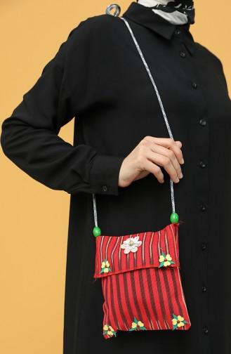 Yellow Shoulder Bag 1065-02