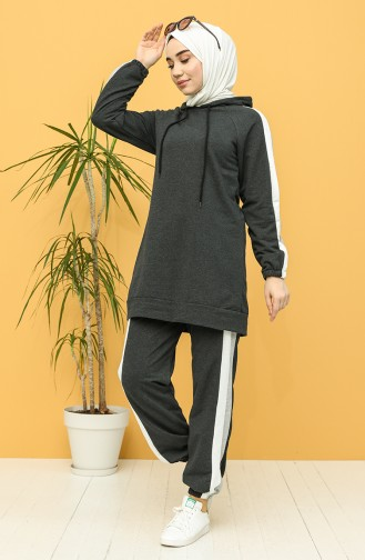 Anthracite Tracksuit 21015-02