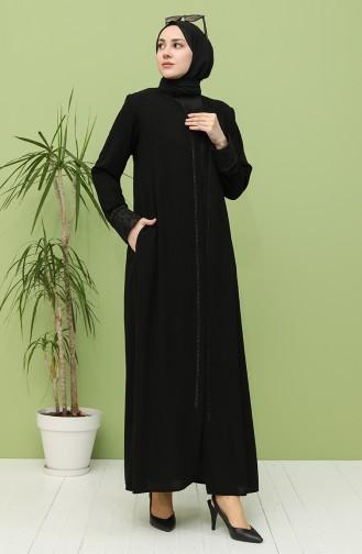 Black Abaya 2020-01