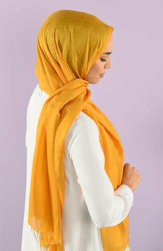 Saffron Colored Shawl 95359-02