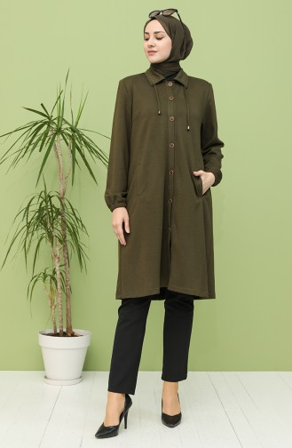 Khaki Tunics 0105-02