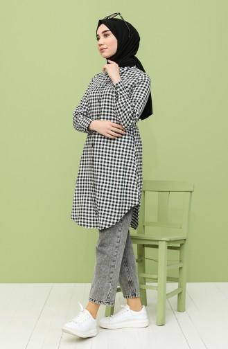 Tunique Noir 6494-03