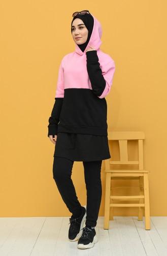 Pink Trainingspak 2631-03