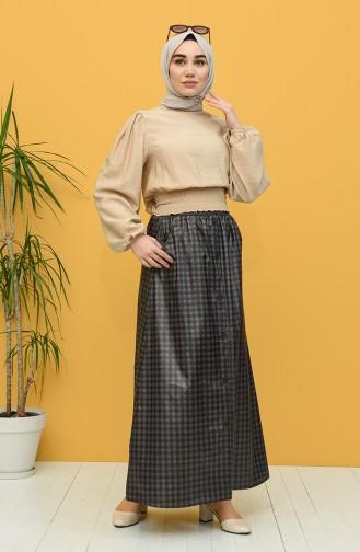 Jupe Noir 9041A-01