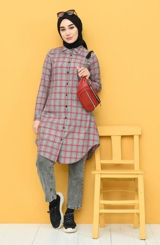 Red Tunics 6496-01