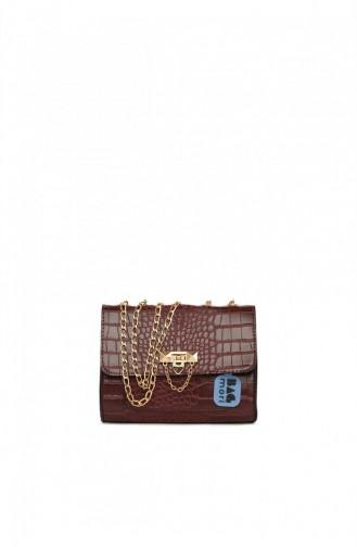 Claret Red Shoulder Bags 8682166066308