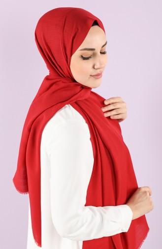 شال أحمر كلاريت 90102-13