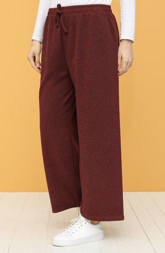 Pantalon Bordeaux 4034-02
