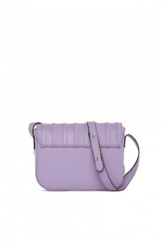 Lilac Shoulder Bag 8682166066650