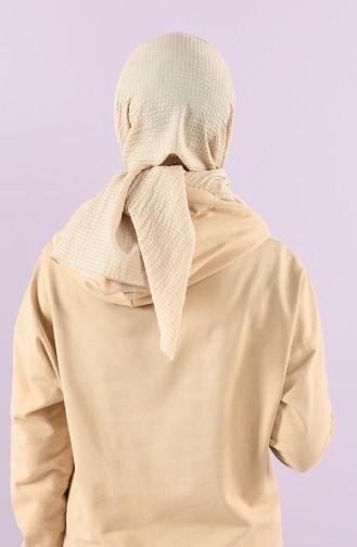Beige Schal 1001-12