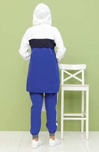 Saxon blue Sets 8292-05